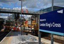 London Kings Cross 2020 2021 Upgrades